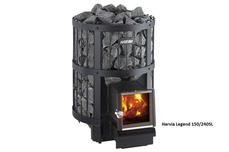 po le bois harvia legend bois et sauna. Black Bedroom Furniture Sets. Home Design Ideas