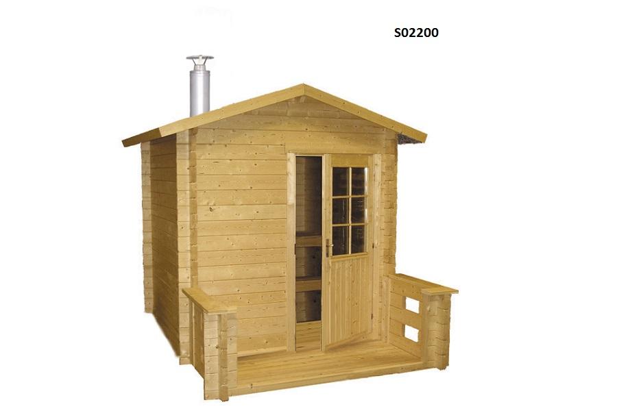 sauna de jardin harvia bois et sauna. Black Bedroom Furniture Sets. Home Design Ideas