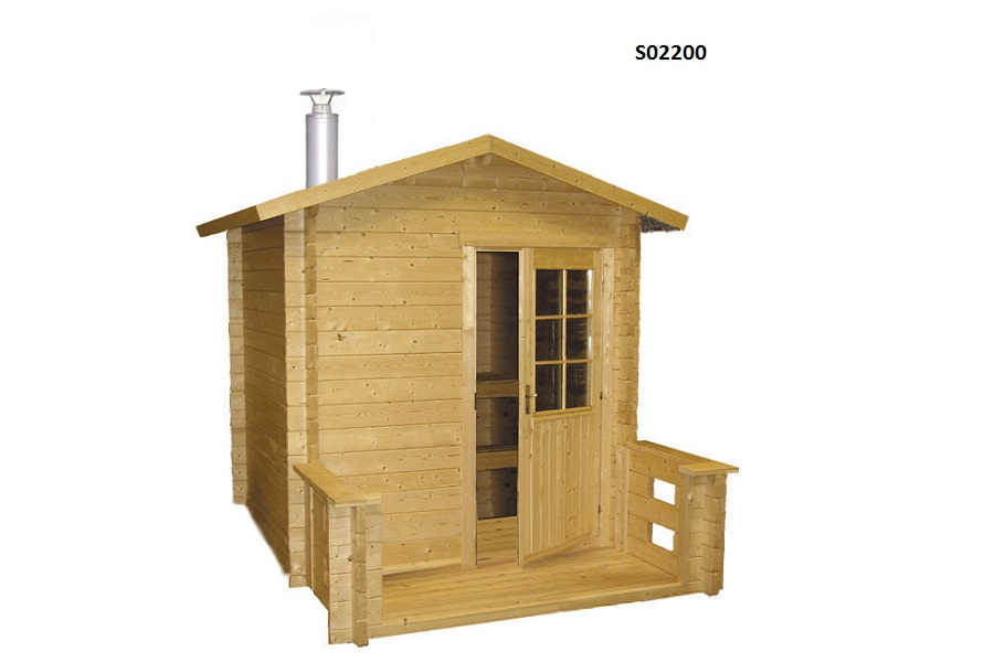 Bois Et Sauna